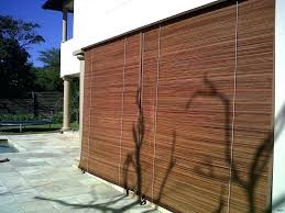 roll up patio shades carport blinds with blinds exterior patio shades exteriors bamboo outdoor roll up