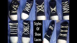 Shoelace Patterns Impressive Different Styles Of Shoe Laces Everyone Must WatchDhruvi Shah