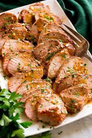 baked pork tenderloin recipe cooking