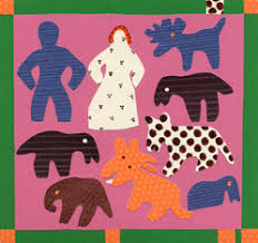 Harriet Powers: A Freed Slave Tells Stories Through Quilting & Harriet Powers' life and the making of her story quilts ~ Adamdwight.com