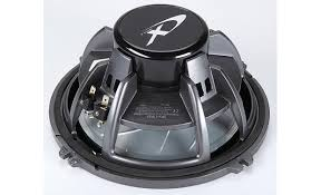 alpine spx 17ref type x ref series 6 3 4 component speaker system alpine spx 17ref woofer rear