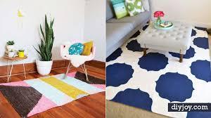 diy rugs ideas for an easy handmade rug for living room bedroom kitchen