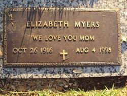 "Elizabeth ""Polly"" Willis Myers (1916-1998) - Find A Grave Memorial"