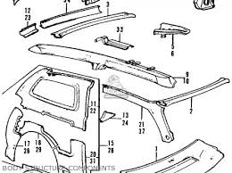 honda civic 1975 2dr1200 ka body structure components_medium00026315B__5002_d049 2007 camry fuse box diagram,fuse wiring diagrams image database on chrysler cirrus wiring