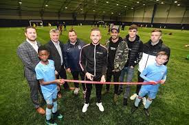NEWS: New state-of-the-art indoor pitch opened at the Alan Higgs Centre -  News - Coventry City