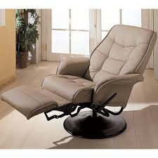 modern recliner chair. Modern Beige Leather Reclining Chair Furniture Images Recliner Chairs