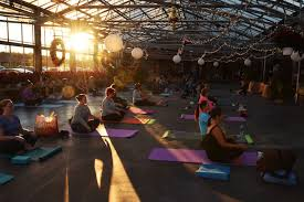 corelife eatery invites munity to feast on fitness with special daylong yoga event