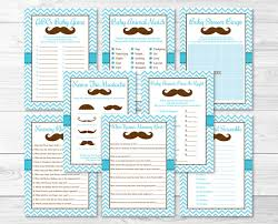 Wishes For Baby Printable Game For Baby Shower Little Man Free Printable Mustache Baby Shower Games