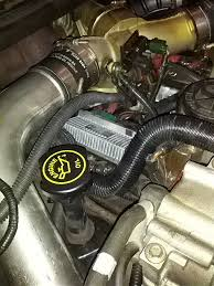 service engine soon dash light ford truck enthusiasts forums the xs have a glow plug module not a glow plug relay also you said it showed a problem the 8 glow plug or did it say low compression on 8