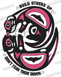 Check out our pink shirt day selection for the very best in unique or custom, handmade pieces from our clothing shops. 2021 Indigenous Pink Shirt Day Frettchan Studios