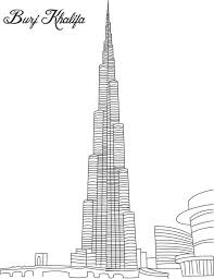 architectural drawings of skyscrapers. Simple Skyscrapers Burj Al Arab Drawing Of The Architecture Skyscraper  Intended Architectural Drawings Of Skyscrapers