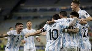 ميسي يرفع كأس كوبا أمريكا.. الأرجنتين تهزم البرازيل في ماراكانا (فيديو)