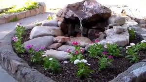 Small Picture Statuette of Front Yard Fountain Takes the Best Water Feature for