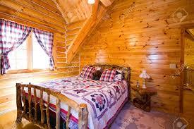 Log Cabin Bedroom Cabin Bedroom Decorating Ideas Home Design Ideas