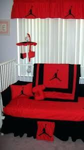 chicago bulls bedroom set bulls bedroom decor custom new crib bedding set 7 pieces in red chicago bulls