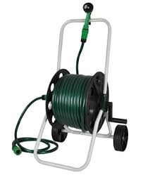 garden hose reel cart. Soldsmart Pro 50m Garden Hose Reel Cart Trolley And Gun Reviews - ProductReview.com.au E