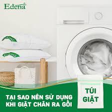 Chăn ra gối nệm Edena - 🤔🤔 Tại sao nên sử dụng túi giặt khi giặt chăn ra  gối? Máy giặt hiện nay được rất nhiều gia đình sử dụng bởi sự