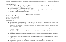 catering sales manager cover letter essay about the american dream