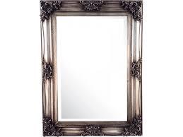 mirror 60 x 90. monique mirror large antique silver (60 x 90) 60 90
