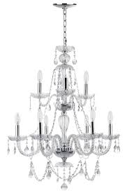aura 9 light 26 inch dia adjule beaded chandelier lit4434a