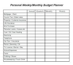Simple Et Template Printable Monthly Worksheet Blank Free Editable