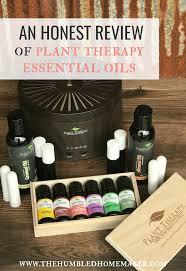 An Honest Review Of Plant Therapy The Humbled Homemaker