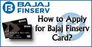 what is bajaj finserv emi network card