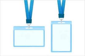 Printable Identification Card Blue Id Card Vector Illustration Free Printable Student Template