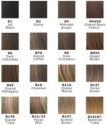 Raquel Welch Wigs Color Chart Make Me Heal Shop