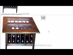 wine racks coffee table storage reply