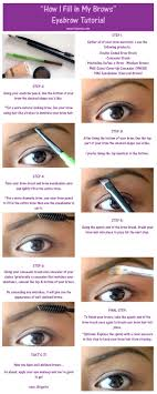 how to fill in eyebrows having a strong eyebrow look is so essential for me sp eyebrows take away my confidence the best tutorial that i ve e