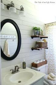 farmhouse bathroom ideas. Farmhouse Bathroom Decor Amazon Modern Makeover Reveal The . Ideas O