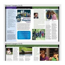 Free Magazine Template For Microsoft Word 8 Microsoft Word Magazine Templates Word Pdf