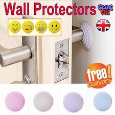 image is loading wall protectors buffer door handle guard stop emoji