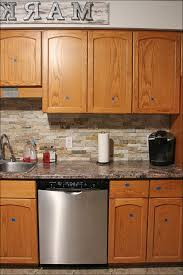 painting oak kitchen cabinets whiteRefinishing Oak Kitchen Cabinets Before And After Glazing