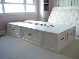 Twin Storage Bed Twin Storage Bed Frame podemosmataroinfo