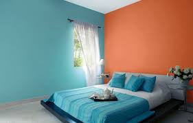 orange wall colour for bedroom royale play