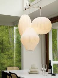 lamp bubble lucille floor lamp george lampshades george nelson replica lamp