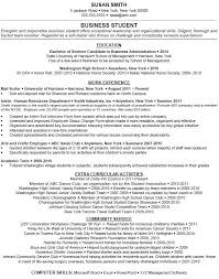 Examples Of Extracurricular Activities To Put On A Resume Examples