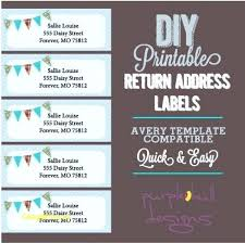 Free Return Address Label Templates Wedding Mailing Labels Templates Beauteous Free Mailing Label