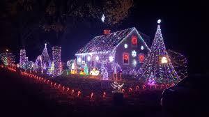 Kut Family Christmas Display, 70 Summerfield Ave, Somerset, ...