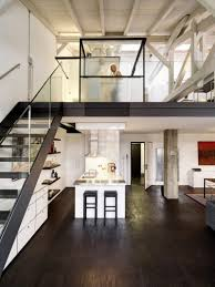 Industrial Apartment In Zurich By Daniele Claudio Taddei Architect - Industrial apartment