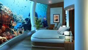 Dubai Underwater Hotel Dubai Hydropolis the hotel under the sea