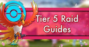 Tier 5 Raid Guides Pokemon Go Wiki Gamepress