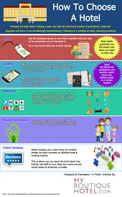 how to choose a hotel ly how to choose a hotel infographic