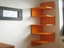 bedroom furniture corner units. Corner Wall Units Living Room Diy Unique Vibrant Orange Decorative Shelving On Bedroom Furniture