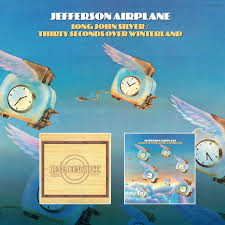 <b>Jefferson Airplane</b>: <b>Long</b> John Silver / Thirty Seconds Over ...