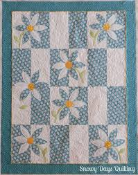 Crazy Daisy — Snowy Days Quilting & craisy daisy wallflower quilt Adamdwight.com