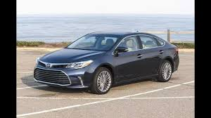 Toyota Avalon 2018 Car Review - YouTube