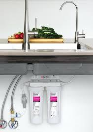 kitchen sink inline water filter brita for whole house under pros best system